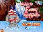 Уход за веселым слоненком