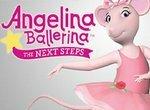 Ангелина Балерина: Собери картинку