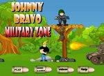 Джонни Браво: Военная территория