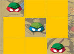 Крестики-нолики с черепашками-ниндзя