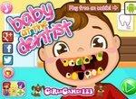 Маленький мальчик в стоматологии