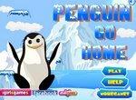 Пингвиненок возвращается домой