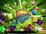 Футбольные звезды от Никелодеон