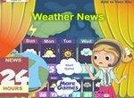Три в ряд: Прогноз погоды на неделю