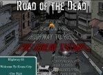 Зомби гонки на дороге мертвых