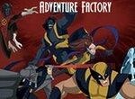 Росомаха и Люди Икс: Фабрика приключений