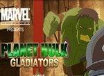 Планета Халка: Гладиаторы
