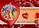 Пазл Винкс Беливикс: День святого Валентина