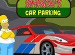 Симпсоны: Парковка машин