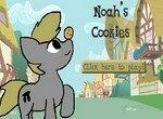 Пони Ной ловит печенье