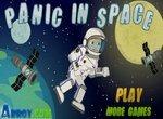 Панический побег из космоса