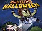 Прыжки Маслмена в Хэллоуин