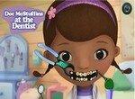 Доктор Плюшева на приеме у стоматолога