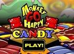 Счастливая обезьянка: Сладости