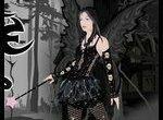 Одеваем Черного ангела