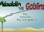 Сега Мегадрайв: Алладин против гоблинов