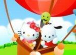 Хелло Китти:  Полет на воздушном шаре