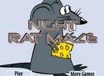 Мышонок в ночном лабиринте