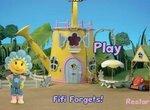 Фифи и цветочные малыши: Забытые слова