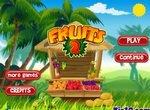 Смешай фрукты 2