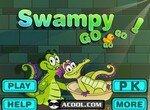 Вперед, крокодильчик Свомпи, вперед