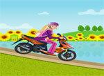 В школу на скутере