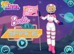 Подготовь Барби к полету в космос