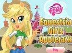 Девочки из Эквестрии: Наряд для Эпплджек