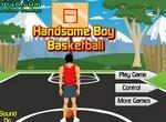 Баскетбольные броски с красавчиком