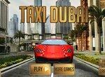 Водитель такси в городе Дубай
