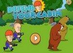 Защити свою хижину от медведей соседей