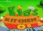 Маленькие поварята на детской кухне