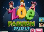Одевалка Зоя: Модный показ