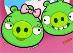 Angry Birds: Влюбленная парочка