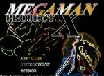 Мегамен в проекте Икс