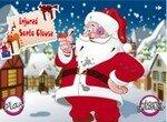Лечим раненого Деда Мороза