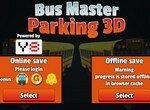 Мастер парковки школьного автобуса 3D