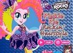 Девушки Эквестрии: Пинки Пай в стиле рок