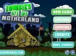 Зомби нападают на мою деревню