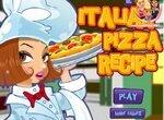 Секрет рецепта итальянской пиццы