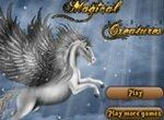 Найди отличия: Волшебные существа