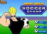Футбол: Чемпион Джонни Браво