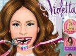 Виолетта: Лечим зубы