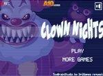Семь ночей с клоуном