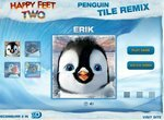 Собери пазл с пингвинами