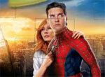 Человек-паук спасает любимую