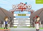 Влюбленный Ромео ищет Джульетту