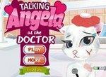 Лечим говорящую кошку Анжелу