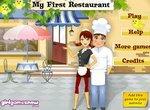 Мой первый  маленький ресторанчик