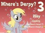 Где пони Дерпи 3